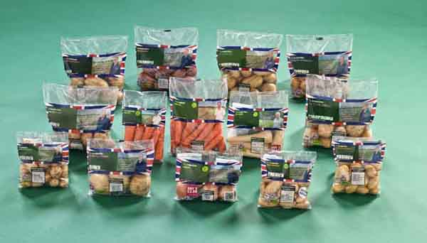 Christine Tacon - Co-op Farms new product packs