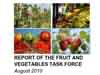 Report of the Fruit and Vegetables Task Force (PDF 474KB, new window)